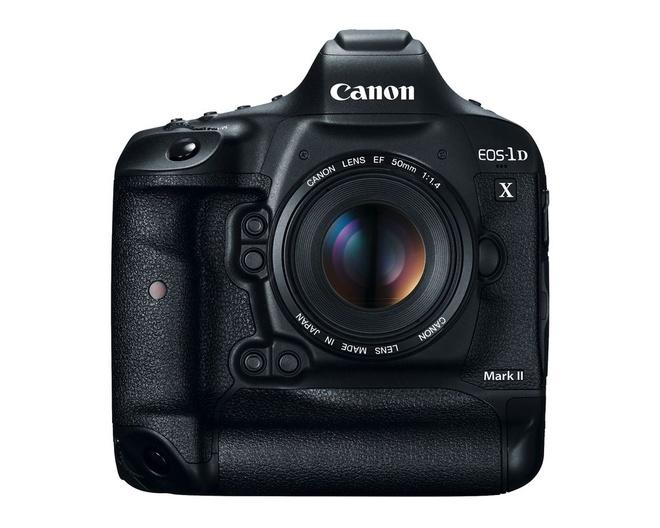Canon ra 1D X Mark II gia 6.000 USD hinh anh