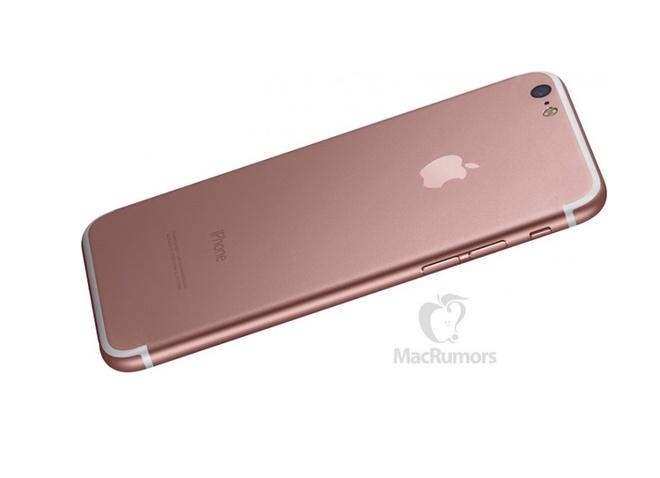 iPhone 7 se co camera phang, loai bo dai ang-ten hinh anh