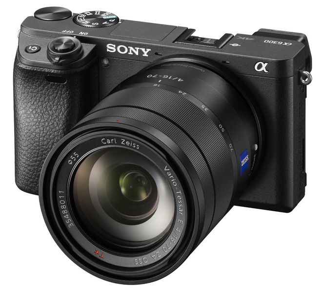 Sony tung A6300 voi toc do lay net nhanh nhat the gioi hinh anh 1