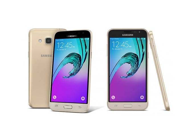 Samsung Galaxy J3 ve VN sau Tet, gia 4 trieu dong hinh anh