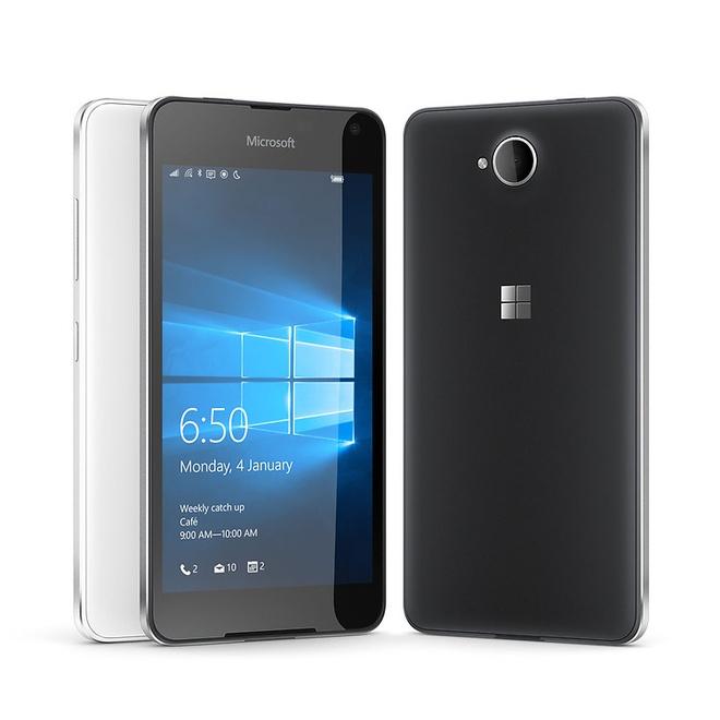 Lumia 650 khung kim loai ra mat, gia 199 USD hinh anh 1