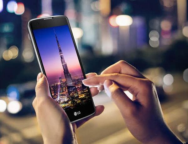 LG tung 2 smartphone cau hinh thap chay Android Marshmallow hinh anh