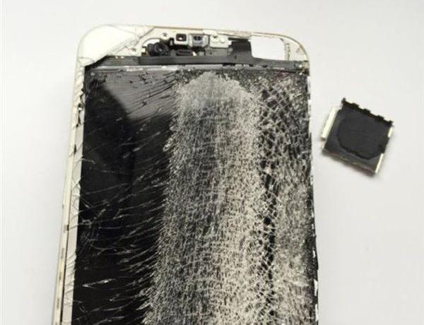 Quy trinh bien iPhone cu nat thanh hang moi 99% hinh anh 1