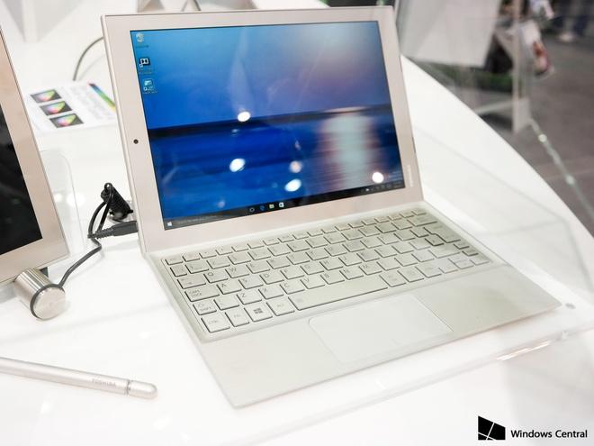 Vaio, Toshiba, Fujitsu se hop nhat thanh hang PC khong lo hinh anh