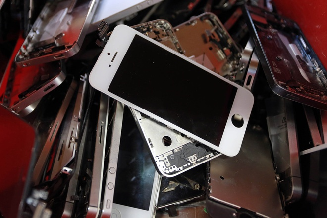 Nhung chiec iPhone cu ket thuc vong doi ra sao? hinh anh