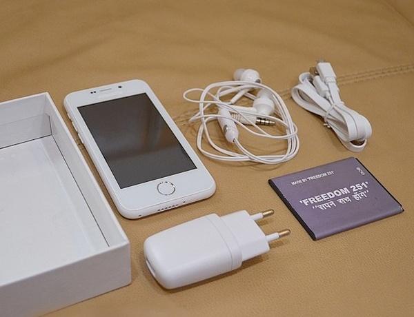 Mo hop smartphone 4 USD co thiet ke giong iPhone 6 hinh anh 1