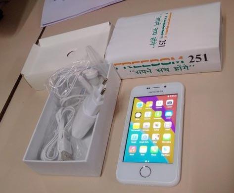 Mo hop smartphone 4 USD co thiet ke giong iPhone 6 hinh anh 2