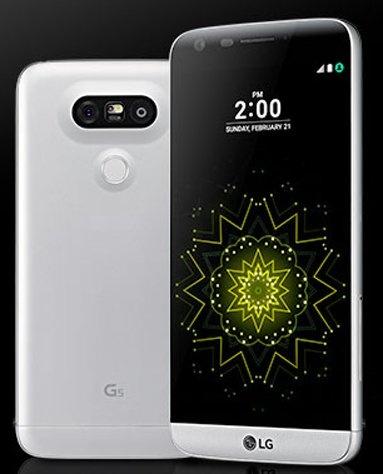 Xuat hien loat anh chinh thuc cua LG G5 hinh anh 1