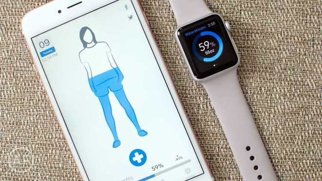 Dong ho Thuy Si dung truoc bao dong do vi smartwatch hinh anh 1