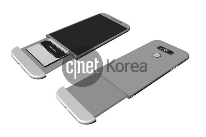 Gioi cong nghe trong nuoc cho doi LG G5 gay bat ngo tai MWC hinh anh 1
