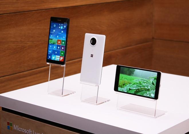 Microsoft tham gia cuoc choi smartphone: Khong khac tro dua! hinh anh 2
