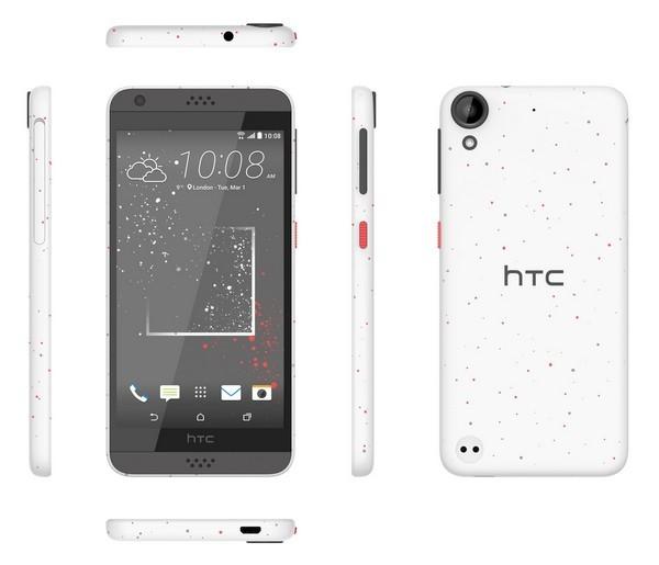 HTC cong bo 3 chiec Desire voi thiet ke la, am thanh Hi-Res hinh anh 2