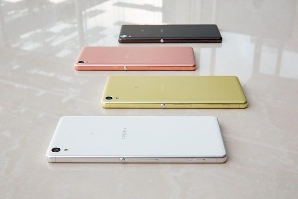Sony bat ngo cong bo 3 smartphone Xperia dong X vo kim loai hinh anh 5