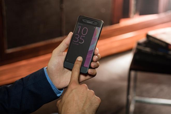 Sony bat ngo cong bo 3 smartphone Xperia dong X vo kim loai hinh anh 2