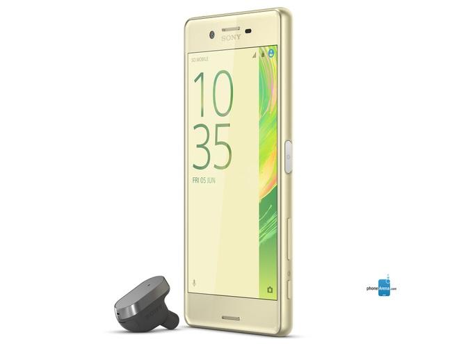 Sony bat ngo cong bo 3 smartphone Xperia dong X vo kim loai hinh anh 3
