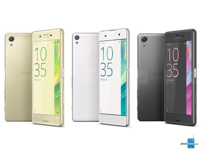 Sony bat ngo cong bo 3 smartphone Xperia dong X vo kim loai hinh anh 4