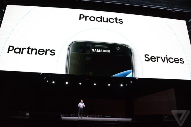 Galaxy S7 va S7 edge trinh lang, ban ra ngay 11/3 hinh anh 18