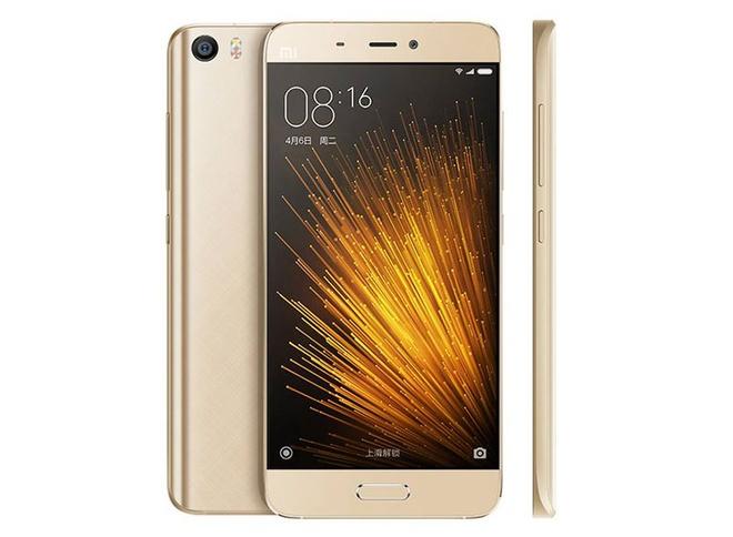 Xiaomi Mi 5 ra mat: 3 phien ban, thiet ke moi hoan toan hinh anh 1