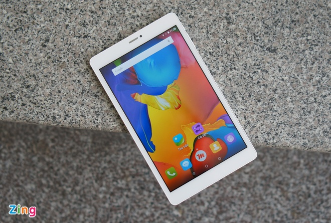 Tablet ho tro nghe goi gia duoi 3 trieu dong hinh anh 1