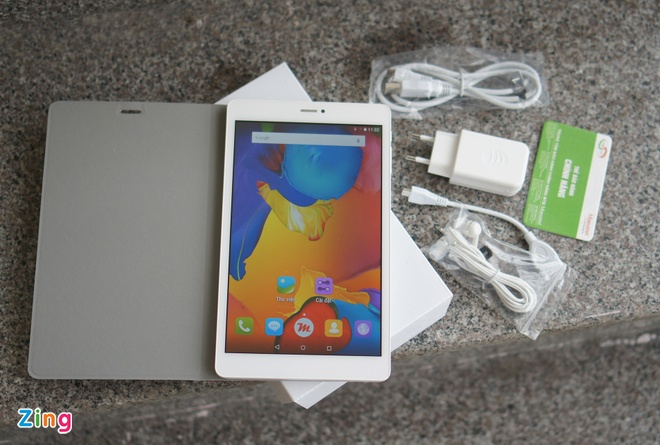 Tablet ho tro nghe goi gia duoi 3 trieu dong hinh anh 3