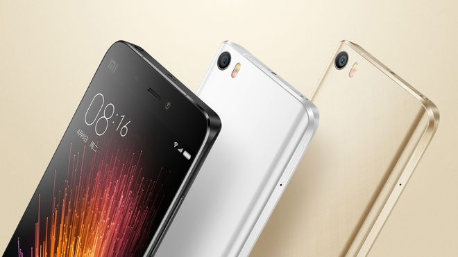 Xiaomi Mi 5 ra mat: 3 phien ban, thiet ke moi hoan toan hinh anh