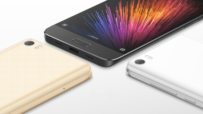Xiaomi Mi 5 ra mat: 3 phien ban, thiet ke moi hoan toan hinh anh 3