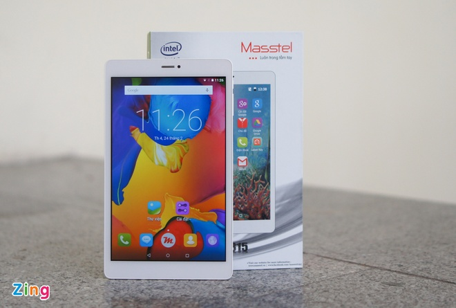 Tablet ho tro nghe goi gia duoi 3 trieu dong hinh anh 2