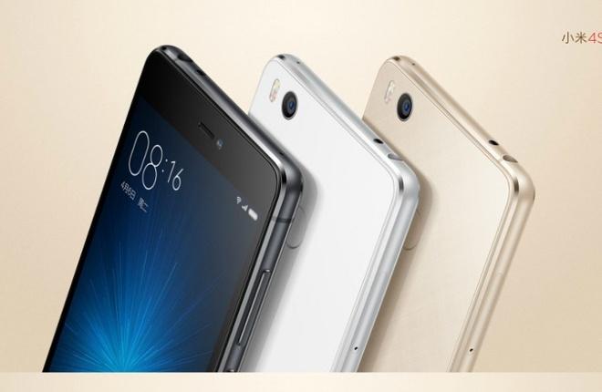Xiaomi Mi 4s ra mat, gia ban hon 250 USD hinh anh 1