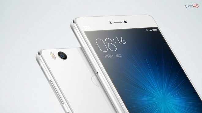 Xiaomi Mi 4s ra mat, gia ban hon 250 USD hinh anh