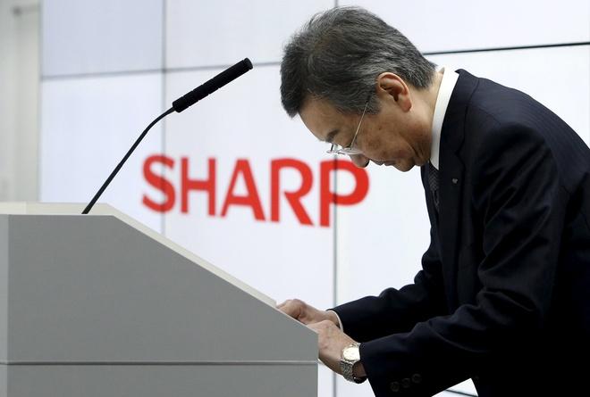 Sharp chap nhan ban minh cho Foxconn voi gia 6,24 ty USD hinh anh 1