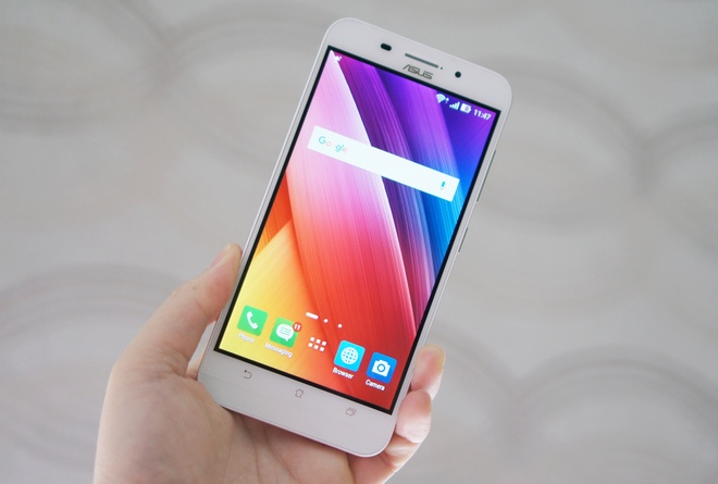 Danh gia Asus Zenfone Max: Pin khoe, camera on hinh anh 5