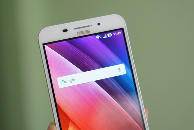 Danh gia Asus Zenfone Max: Pin khoe, camera on hinh anh 7