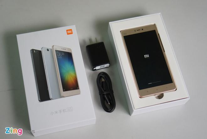 Xiaomi Mi 4s dang dep, cau hinh cao gia gan 7 trieu tai VN hinh anh 11