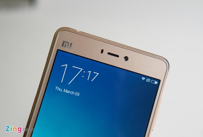 Xiaomi Mi 4s dang dep, cau hinh cao gia gan 7 trieu tai VN hinh anh 3