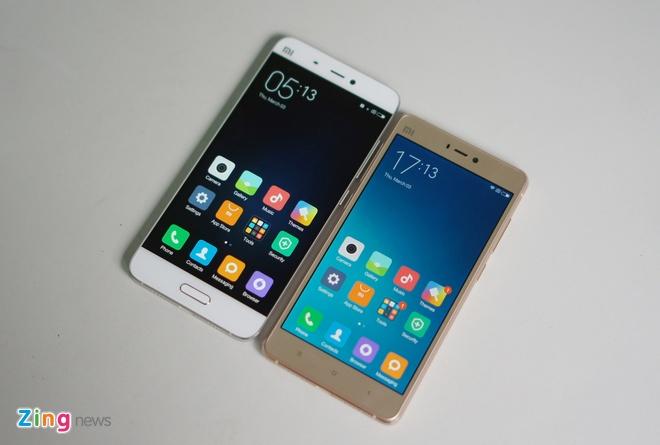 Xiaomi Mi 4s dang dep, cau hinh cao gia gan 7 trieu tai VN hinh anh 13