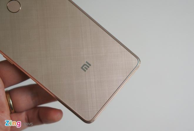 Xiaomi Mi 4s dang dep, cau hinh cao gia gan 7 trieu tai VN hinh anh 6