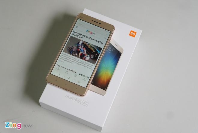 Xiaomi Mi 4s dang dep, cau hinh cao gia gan 7 trieu tai VN hinh anh 4