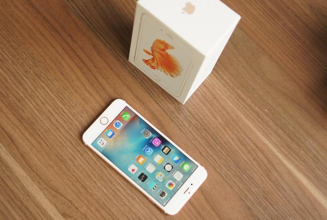 MobiFone ban iPhone 6S tu 11/3, gia 9,7 trieu kem hop dong hinh anh