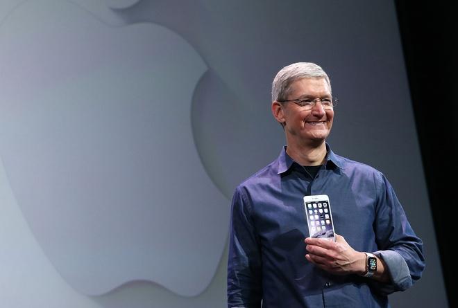 Tai sao Apple gioi thieu iPhone SE truoc ngay hau toa? hinh anh