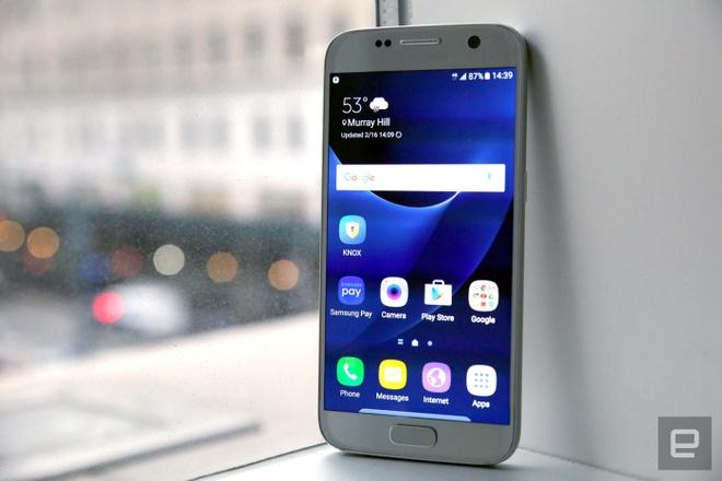 Phi san xuat Galaxy S7 la 255 USD hinh anh 1