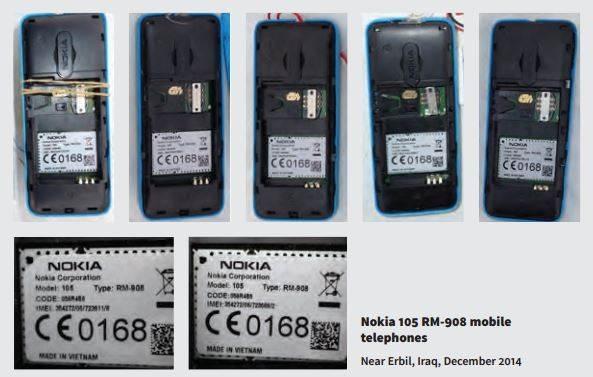Nokia 105 la dien thoai yeu thich cua khung bo hinh anh 2