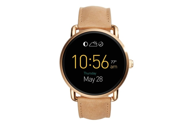Smartwach cua Fossil anh 1