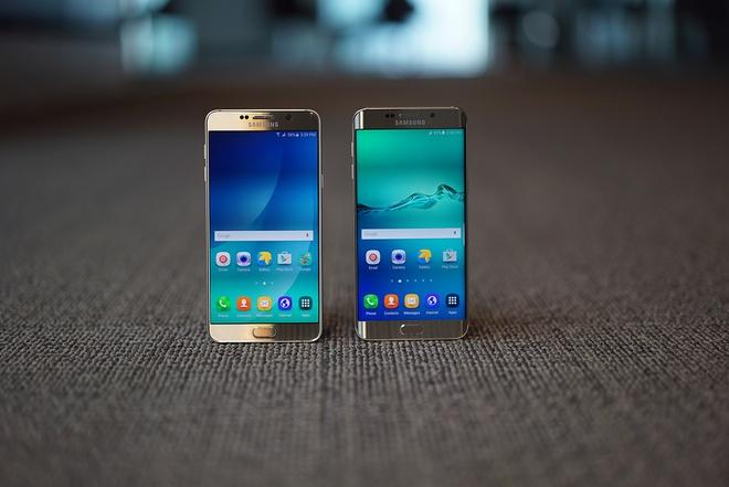 S7 len ke, Galaxy xach tay doi cu giam gia manh hinh anh 1