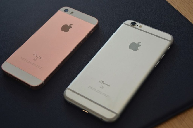 iPhone SE khong duoc long fan Viet hinh anh