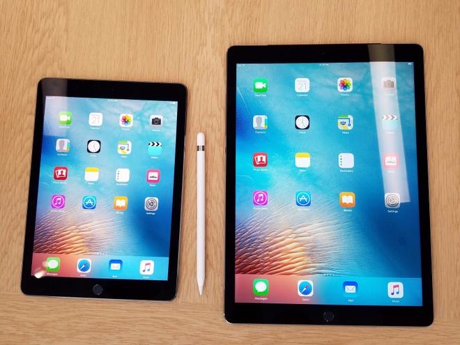 Con ai quan tam iPad tai Viet Nam? hinh anh