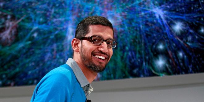 CEO Google Sundar Pichai nhan 100 trieu USD nam qua hinh anh