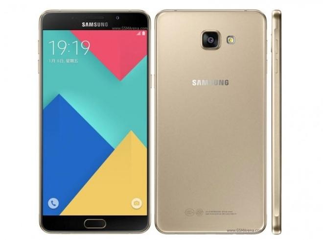 Galaxy A9 Pro ra mat voi RAM 4 GB, pin 5.000 mAh hinh anh 1