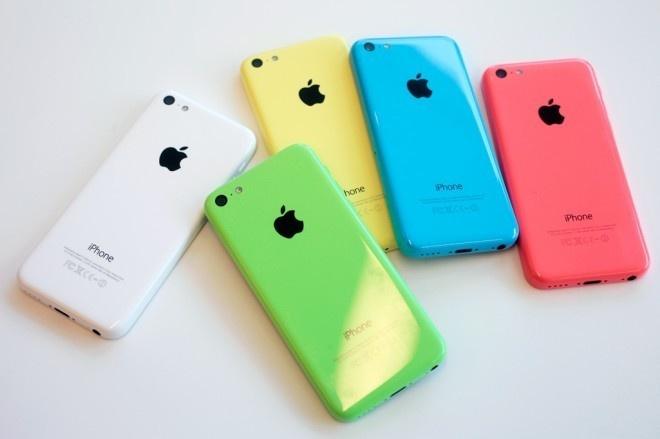 iPhone 5C khoa mang gia 2 trieu xa hang tai VN hinh anh 1