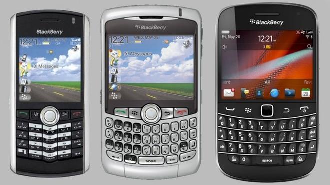 BlackBerry chuyen huong sang smartphone tam trung hinh anh 2