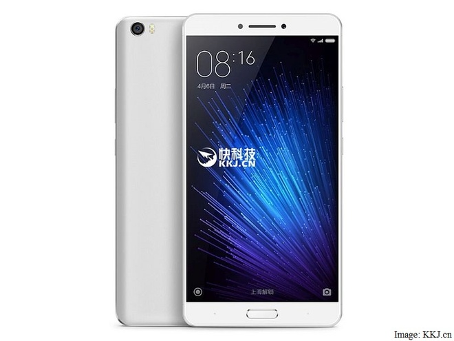 Xiaomi Max man hinh 6,4 inch lo hinh anh hinh anh